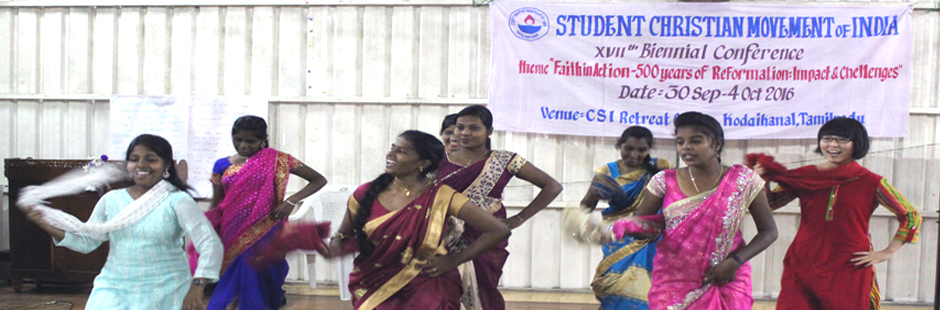 Student Christian Movement of India